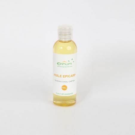 Epicarp oil