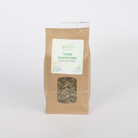 Respiratory herbal tea