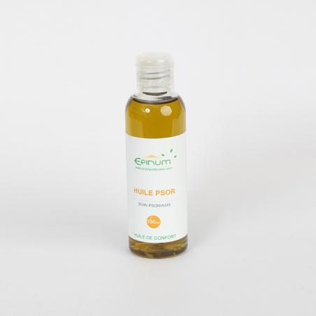 Psor, l'huile psoriasique