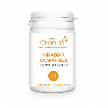 NIMADIAR COMPRIMES - Lapins...