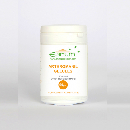 ARTHROMANIL gélules